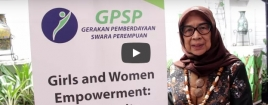 Video - Rini S. Soerojo (Pengawas GPSP)